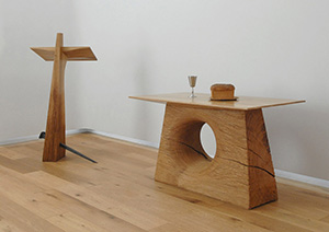 "Cross and Table"" width="
